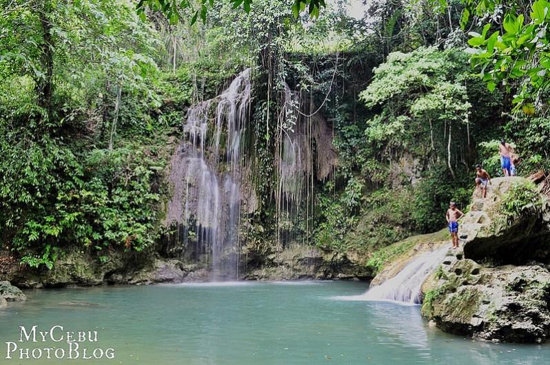This Way to Cambais Falls