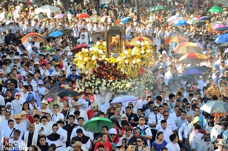 Solemn Foot Procession 2016