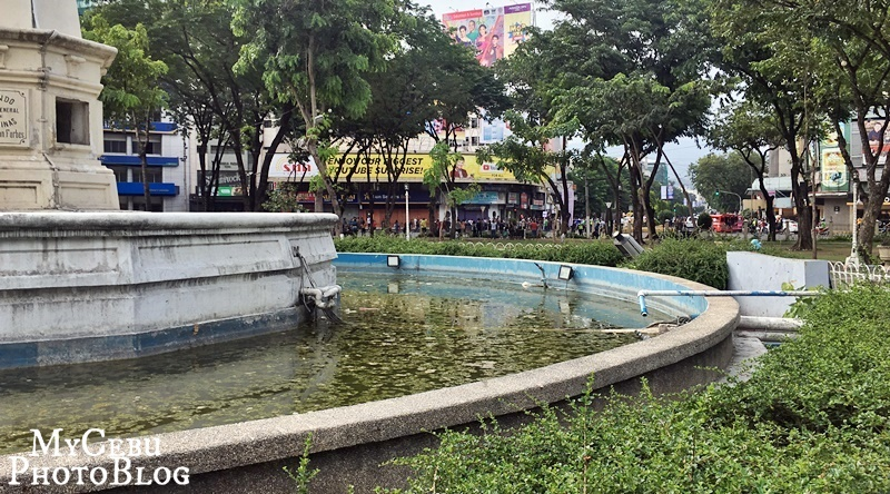 Fuente Osmeña: Tired and Forgotten