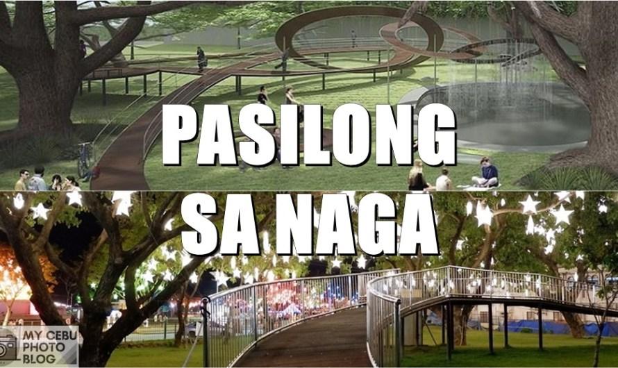 Take a Look at Naga City's Cobonpue-Designed Pasilong sa Naga