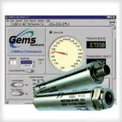 Gems Sensor & Control Digital Pressure Gauge & Transducers - 9000 Series