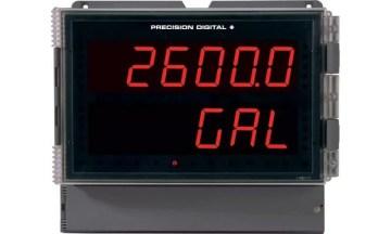 Precision Digital PD2-6000 Helios Process Meter