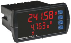 Precision Digital PD6400 ProVu High Voltage & Current Digital Panel Meter