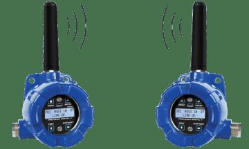 Precision Digital PDW30 Point-to-Point Wireless Process Signal Bridge