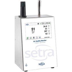 Setra 7000 Series Air Quality Monitor