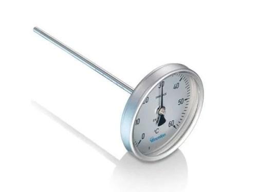 Bourdon TB040 Thermometer