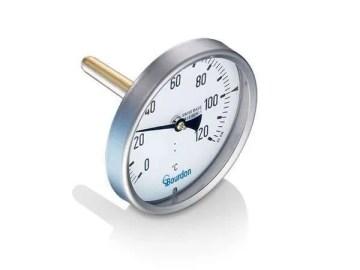 Bourdon TBX080 Thermometer