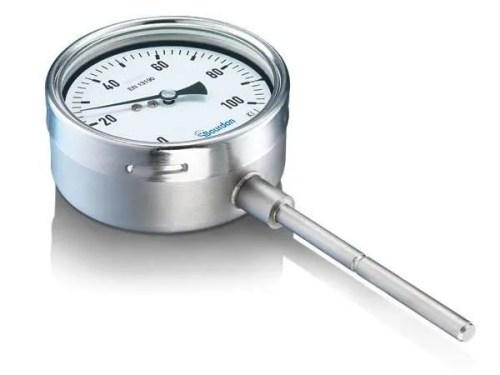 Bourdon TSS063 Thermometer