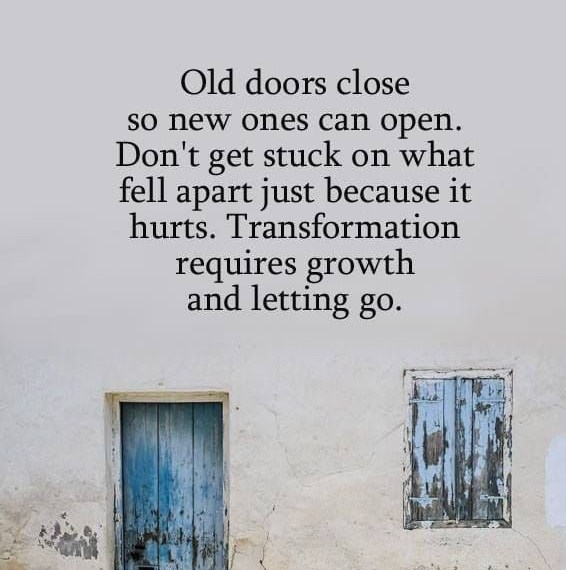 Close Old Doors