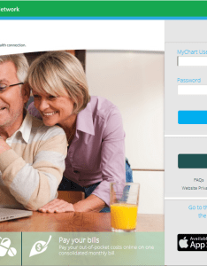 Manage your appointments also mychart login page rh ahn