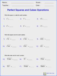 Operations with Polynomials Worksheet | Mychaume.com