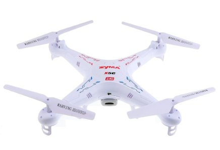 X5C Quadcopter with HD Camera review