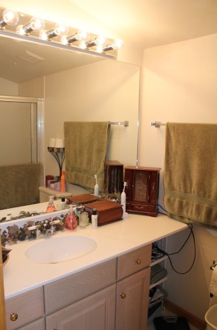 Upstairs Bath (used as the master)