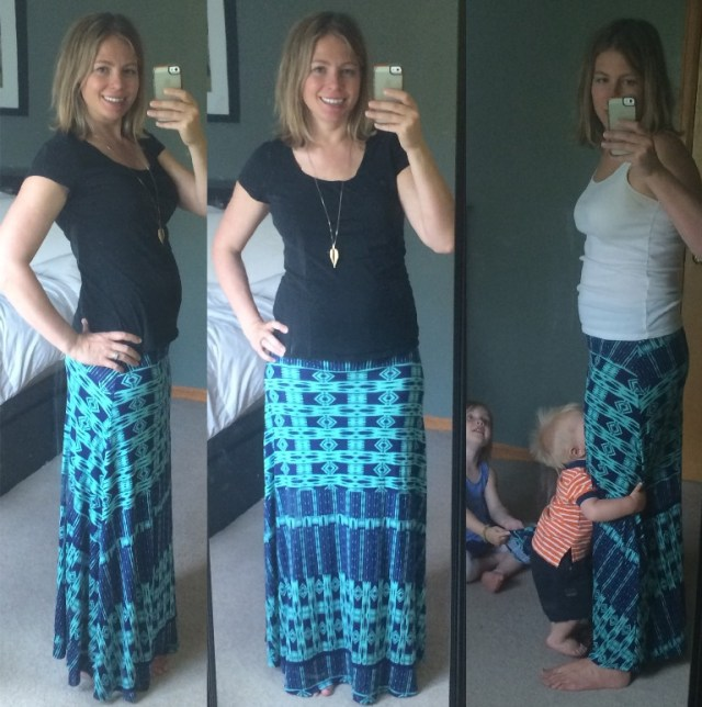 Stitch Fix Maxi Skirt