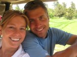 Golfing - August 2009