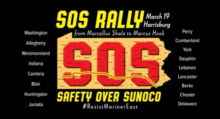 Dinniman, Friel Otten Announce Formation of Pipeline Safety Caucus & March 19th Pipeline Rally in Harrisburg