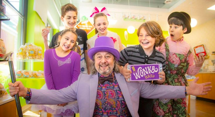 SALT performing Arts presets Willy Wonka, June 14-23, 2019