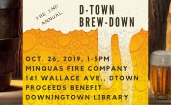2nd Annual D-Town Brew-Down Brings Home-Brewed Beers to Downingtown