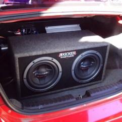 Chevy Radio 57 Wiring Diagram For Seven Pin Trailer Plug Nuevos Woofer A Estrenar. | Modificando Mi Chevrolet Aveo - El Salvador