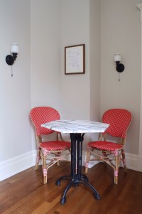 DIY: Bistro Table  MY CHICAGO HOUSE.
