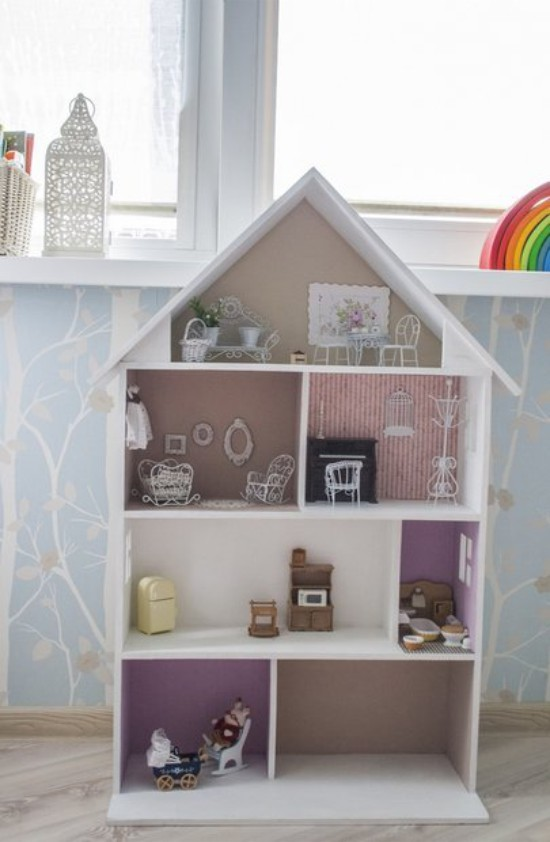Dollhouse de l'armoire