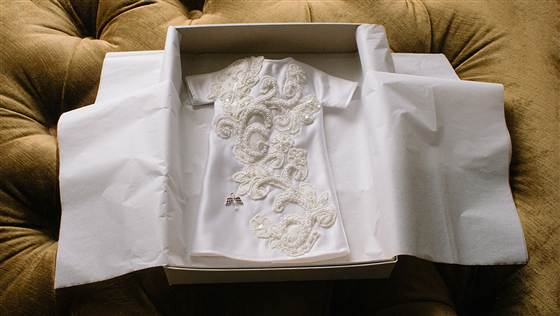 'Somebody Cares': Donated Wedding Dresses Become 'angel