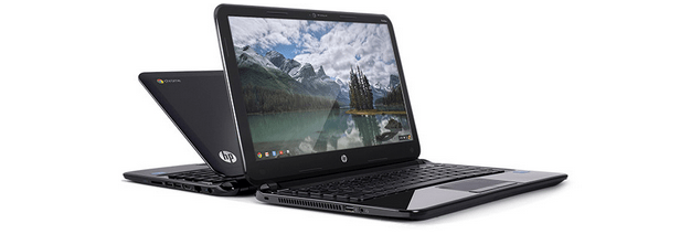 TEST DU CHROMEBOOK HP PAVILION