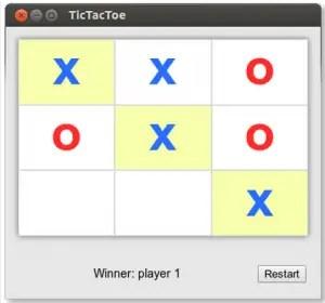 Tictac toe chromebook