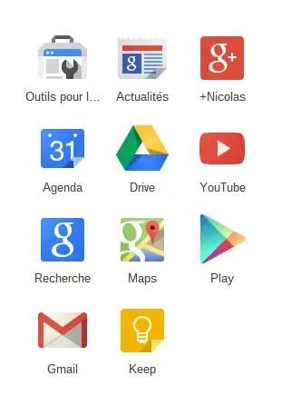app launcher Chrome OS