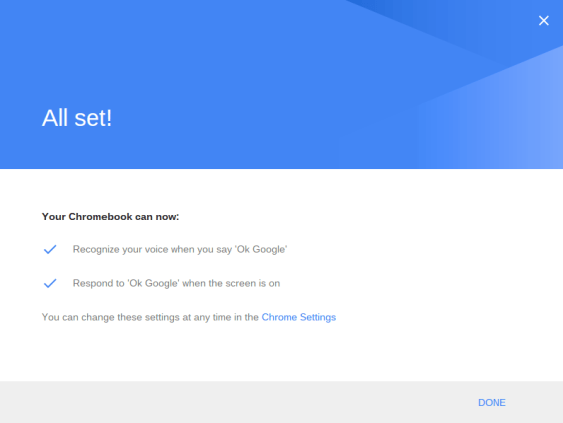 Ok Google 2