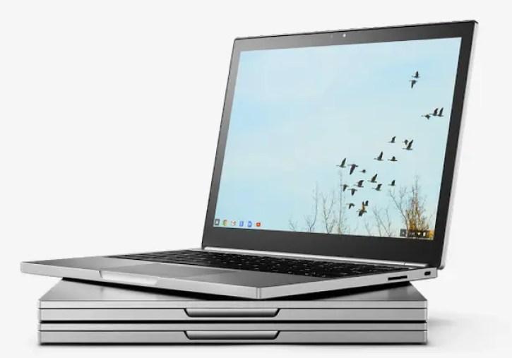Pixel Chromebook de Google