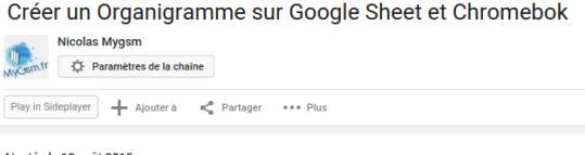 sideplayer youtube desciption