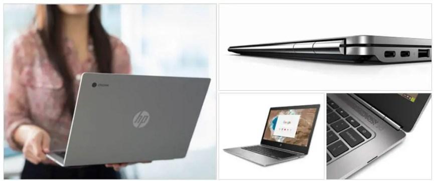 Le Chromebook HP13 G1 marche sur les plates-bandes des MacBook