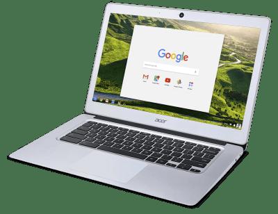 Acer écrase la concurrence sur le marché des Chromebooks pour la 3e année