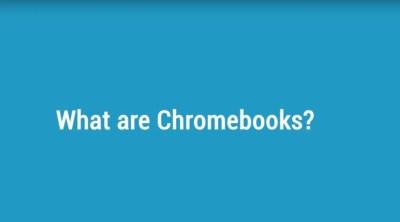 Google Explique les Chromebooks en Vidéos