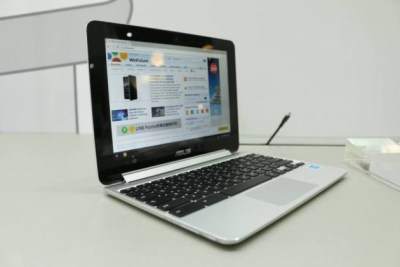 ASUS présente le Chromebook Flip C101