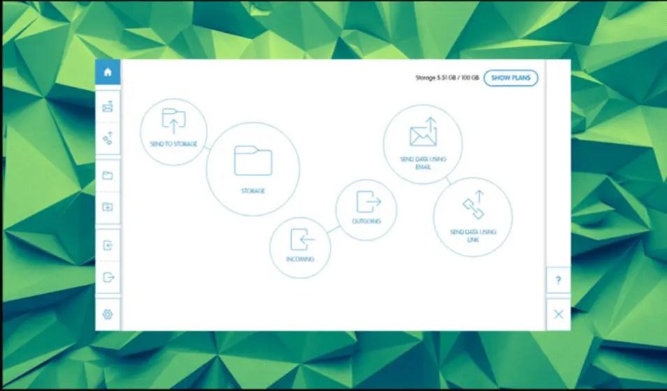 Transférer de très gros fichier avec votre Chromebook et MyAirbridge