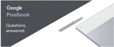 Google ouvre un forum d'aide pour le PixelBook
