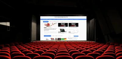 Comment mettre en place une salle cinéma avec un Chromebook