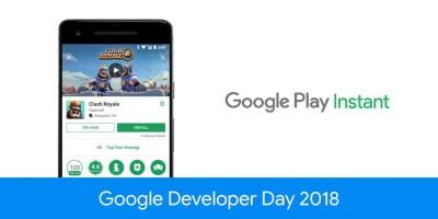 Google Play Instant : Essayez les jeux avant de les installer