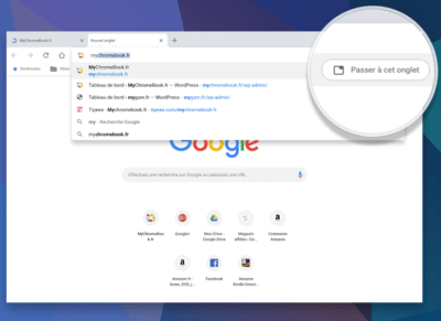 Google veut vous éviter d'ouvrir deux fois le même onglet dans Chrome