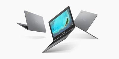 Chromebook 12 C223 d'Asus enfin officialisé