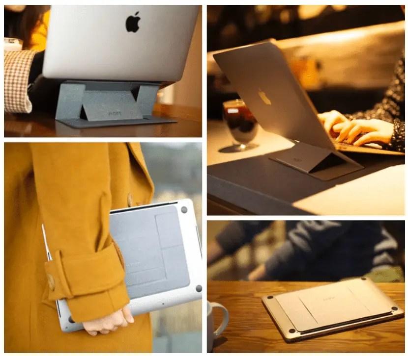 MOFT le stand pour laptop invisible et léger