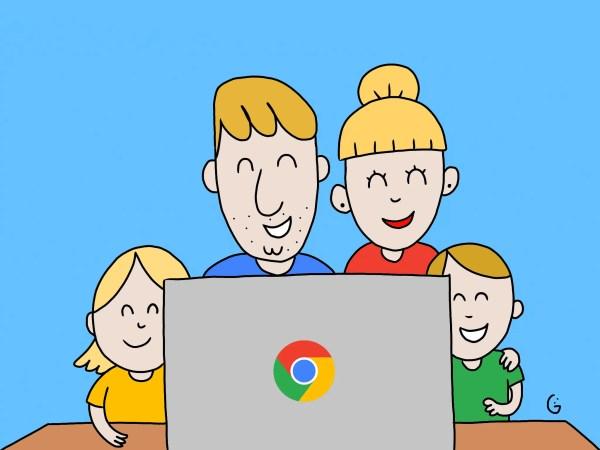 Regarder Netflix à distance avec vos amis avec Chrome et Chromebook