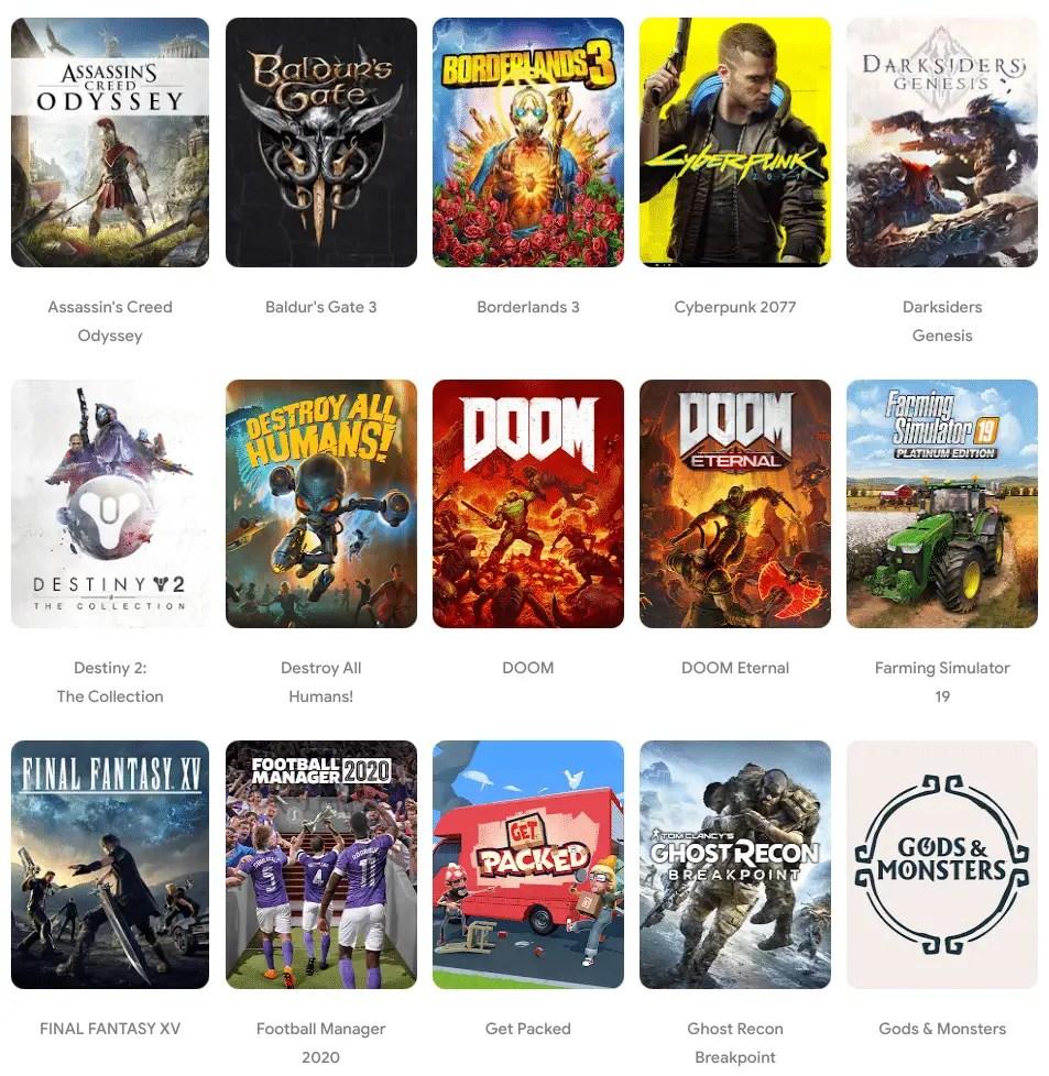 Catalogue de jeux Google Stadia.png