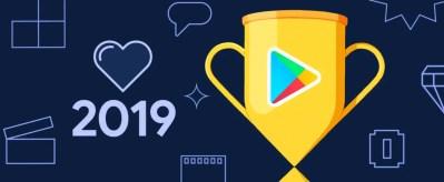 Google Play Award 2019
