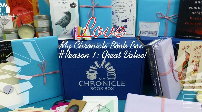 Best value subscription book box Banner