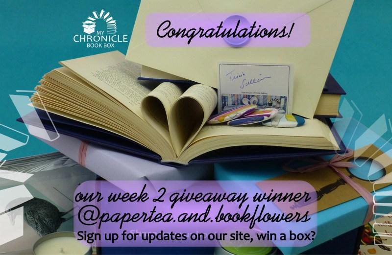 Congratulations Week 3 winner