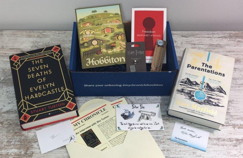 SFF book box May 2018