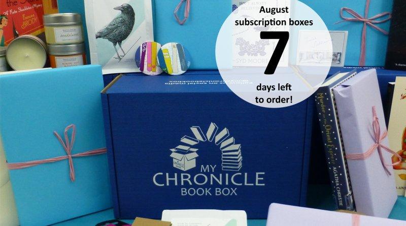 7 days left Aug